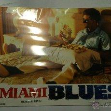 Cine: MIAMI BLUE. UN FILM DE GEORGE ARMITAGE. 12 FOTOCROMOS NUEVOS. Lote 42762854