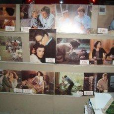 Cine: LA MUJER DE AL LADO GERARD DEPARDIEU FANNY ARDANT JUEGO COMPLETO B2(525). Lote 42874418