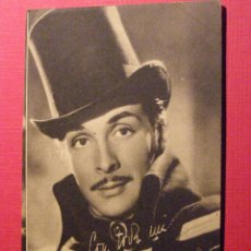 Cine: MUY ANTIGUA FOTOGRAFÍA ORIGINAL DEL ACTOR ARMANDO CALVO EN LA PELÍCULA: EL ESCÁNDALO - 1943 -. Lote 43131170