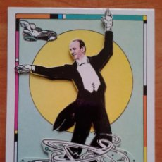 Cine: TARJETA DEL ACTOR FRED ASTAIRE. Lote 43267558