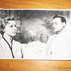 Cine: FOTO DE LUIS SANDRINI Y AIDA LUZ - 13 X 18 CM - BLANCO Y NEGRO - DÉCADA DE 1960. Lote 43558713