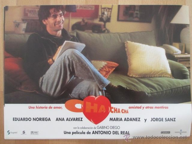 Cha Cha Cha Eduardo Noriega Maria Adanez 7 F Sold Through