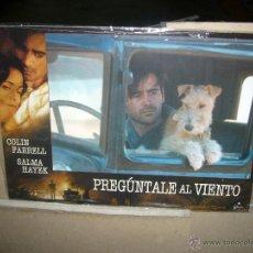 Cine: PREGUNTALE AL VIENTO COLIN FARRELL SALMA HAYEK JUEGO COMPLETO YY (711). Lote 44050991