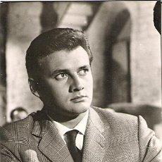 Cine: CARLOS LARRAÑAGA PSOTAL ORIGINAL BLANCO Y NEGRO DE LA EPOCA 1960. Lote 134364309