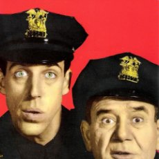 Cine: FRED GWYNNE Y JOE E. ROSS POSTAL ORIGINAL A COLOR DE LA EPOCA. Lote 47824639