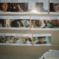 Cine: TOTO EL HEROE 11 FOTOCROMOS ORIGINALES YY(752). Lote 44709413