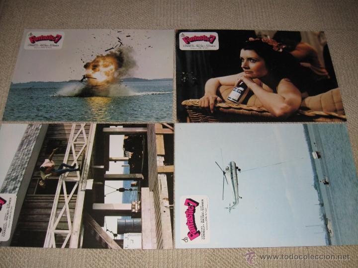 Cine: Fantastic 7 Christopher Connelly, Elke Sommer 12 fotocromos, lobby cards - Foto 2 - 44711767