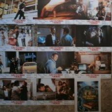 Cine: SET COMPLETO 12 FOTOCROMOS - LAS ULTIMAS 7 HORAS, BEAU BRIDGES. Lote 45307607