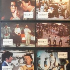 Cinema: (273) LA IRA DE DIOS,ROBERT MITCHUM,FRANK LANGELLA,10 FOTOCROMOS,. Lote 45494930