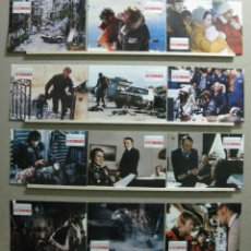 Cine: SET COMPLETO 12 FOTOCROMOS - EXTERMINIO - GLENN FORD, ROBERT VAUGHN - AÑO 1981. Lote 45500476