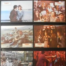 Cinema: (319) YANQUIS,RICHARD GERE,VANESSA REDGRAVE,12 FOTOCROMOS,. Lote 45573080