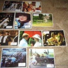 Cine: CARROS DE FUEGO 10 FOTOCROMOS ORIGINALES B(726). Lote 45609090