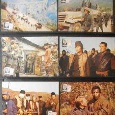 Cine: (372) FUERZA 10 DE NAVARONE,PETER SHAW,HARRISON FORD,12 FOTOCROMOS,. Lote 45610449