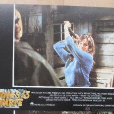Cine: VIERNES 13, 3ª PARTE, DANA KIMMELL, PAUL KATRA, 12 FOTOCROMOS, F335. Lote 45710058