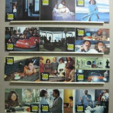 Cine: SET COMPLETO 12 FOTOCROMOS - MATER AMATISIMA, VICTORIA ABRIL, AÑO 1980. Lote 45795025