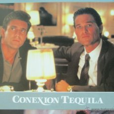 Cine: CONEXION TEQUILA, MEL GIBSON, 12 FOTOCROMOS, F483A. Lote 45801668