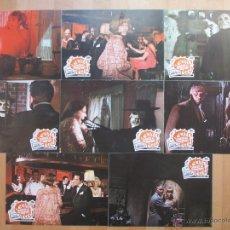 Cine: LA MARCA DEL ESCORPION, EDGAR WALLACE, 8 FOTOCROMOS, F543. Lote 45836007