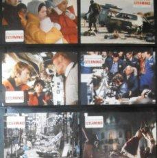 Cine: (678) EXTERMINIO,GLENN FORD,ROBERT VAUGHN,G.KENNEDY,12 FOTOCROMOS,VER FOTOS. Lote 45858463