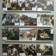Cine: SET COMPLETO 12 FOTOCROMOS - TORMENTA SOBRE EL PACIFICO, GERALD BARRAY, CATHERINE DENEUVE, AÑO 1983. Lote 45860833