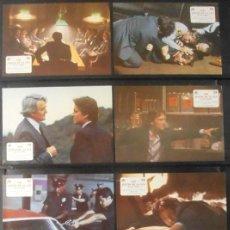 Cine: (731) LOS JUECES DE LA LEY,MICHAEL DOUGLAS,HAL HOLBROOK,12 FOTOCROMOS,VER FOTOS. Lote 45940255