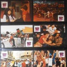 Cine: (749) ROCK'N ROLL,RODOLFO BANCHELLI,ROSARIA BICCICA,12 FOTOCROMOS,VER FOTOS. Lote 45943060