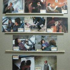 Cine: SET COMPLETO 10 FOTOCROMOS - ESCAPADA FINAL, FRANCISCO RABAL, OVIDI MONTLLOR, AÑO 1983. Lote 46105004