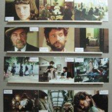 Cine: SET COMPLETO 12 FOTOCROMOS - MEMORIAS DE LETICIA VALLE, EMMA SUAREZ, HECTOR ALTERIO, AÑO 1979. Lote 46105092