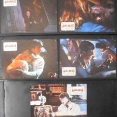 Cine: (890) ¡¡AULLIDOS!!,THE HOWLING,DEE WALLACEPATRICK MACNEE,BELINDA BELASKI,9 FOTOCROMOS,VER FOTOS. Lote 46344590