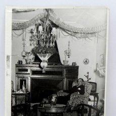 Cine: AUTOGRAFIA ORIGINAL DEL ACTOR MANUEL LUNA, FOTOGRAFIA REALIZADA EN SAN JUAN EL 8-9-1952, MIDE 17,5 X. Lote 46424831