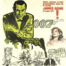 Cine: JAMES BOND 007 EL SATANICO DR. NO *** ENVIO CERTIFICADO GRATIS***. Lote 46473382