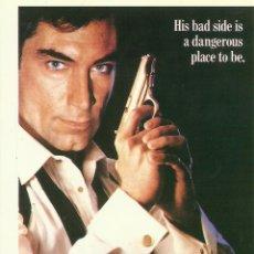 Cine: JAMES BOND 007 - LICENSE TO KILL *** ENVIO CERTIFICADO GRATIS***. Lote 46473837