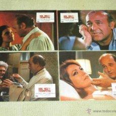 Cine: VIOLINES Y TROMPETAS, JESÚS PUENTE Y JOSÉ LUIS LÓPEZ VÁSQUEZ, 4 FOTOCROMOS LOBBY CARDS. Lote 46640957