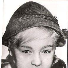 Cine: MARISOL POSTAL ORIGINAL BLANCO Y NEGRO PELICULA 1962-1963. Lote 118332600