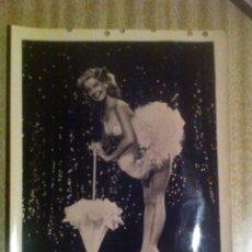 Cine: FOTO PIN-UP ORIGINAL AMERICANA- GLORIA DE HAVEN HOLLYWOOD METRO GOLDWYN MAYER 20X26 CINE AÑOS 40 50. Lote 47179039