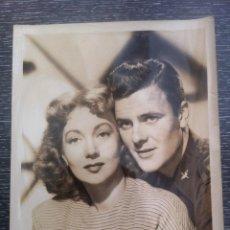Cine: FOTO ORIGINAL AMERICANA ANN SOTHERN ROBERT STERLING HOLLYWOOD METRO GOLDWYN MAYER 20X26 CINE AÑOS 40. Lote 47199045