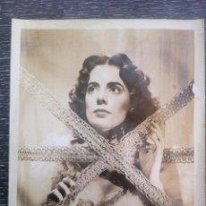 Cine: FOTO PIN-UP ORIGINAL AMERICANA MARION BELL HOLLYWOOD METRO GOLDWYN MAYER - 20X26 CINE AÑOS 40 50. Lote 47199350