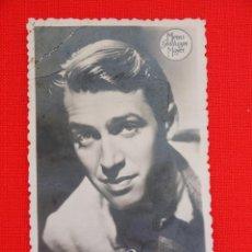 Cine: JAMES STEWART, FOTO CALENDARIO 1944, MGM, PAPEL INFONAL, PUBLICIDAD GEVAERT FOTO. Lote 47366470