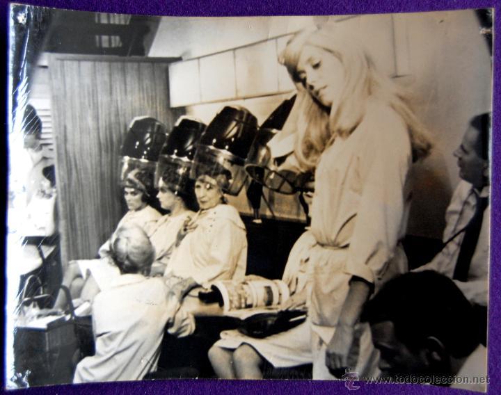 FOTO ORIGINAL DE LA PELICULA, REPULSION (ROMAN POLANSKI), POR LA PRODUCTORA. 1965. MEDIDAS: 24X18CM (Cine - Fotos, Fotocromos y Postales de Películas)
