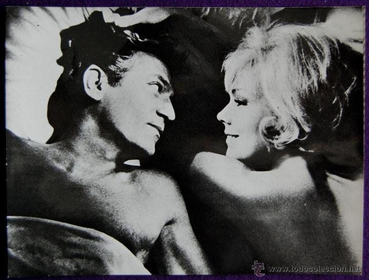 FOTO ORIGINAL DE LA PELICULA, LA LEYENDA DE LYLAH CLARE (KIM NOVAK...), POR LA PRODUCTORA. 1968 (Cine - Fotos, Fotocromos y Postales de Películas)