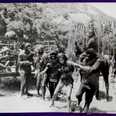 Cine: FOTO ORIGINAL DE LA PELICULA, EL PLANETA DE LOS SIMIOS (CHARLTON HESTON...), POR LA PRODUCTORA. 1968. Lote 47424421
