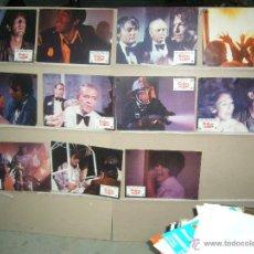 Cine: EL COLOSO EN LLAMAS PAUL NEWMAN STEVE MCQUEEN 11 FOTOCROMOS ORIGINALES Q. Lote 176118229