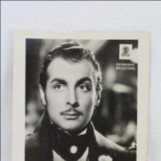 Cinema: ANTIGUA FOTOGRAFÍA ARMANDO CALVO EN EL ESCÁNDALO - PUBLICIDAD ROLLFILMS - 9,5 X 7 CM. Lote 47672465