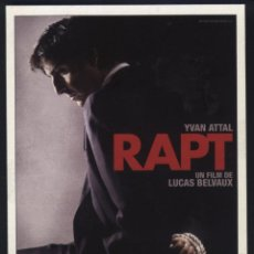 Cine: P-5103- RAPT (YVAN ATTAL - ANNE CONSIGNY - ANDRÉ MARCON - FRANÇOISE FABIAN). Lote 47756911
