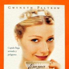 Cine: POSTAL CINE - EMBASSY - EMMA - GWYNETH PALTROW - . Lote 47912603