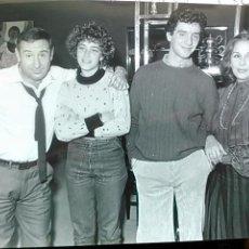 Cine: ALFREDO LANDA, CRISTINA MARCOS, CARMEN DE LA MAZA Y AGUTIN GONZALEZ, LA PROXIMA ESTACION, 1986. Lote 48657535
