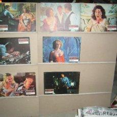 Cine: RUBY PIPER LAURIE TERROR 8 FOTOCROMOS ORIGINALES B(804). Lote 48831330