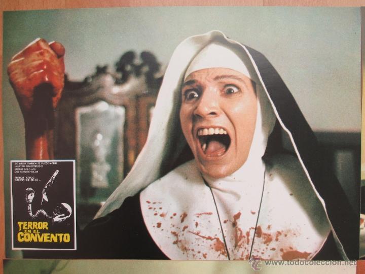 Terror En El Convento Franca Stoppi Carlo De Comprar Fotos