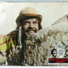Cine: CARTELERA REZA POR TU ALMA Y MUERE 1970 PETER LEE LAWRENCE ANTHONY STEFEEN DE TULIO DE MICHELI . Lote 49010019