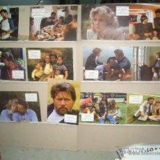 Cine: UN HOMBRE UNA MUJER UN HIJO MARTIN SHEEN JUEGO COMPLETO Q. Lote 49056618