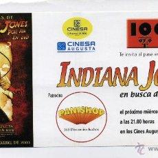 Cine: EN BUSCA DEL ARCA PERDIDA, CON HARRISON FORD.. Lote 195053088